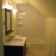 Traditional Bathroom by Express Plumbers