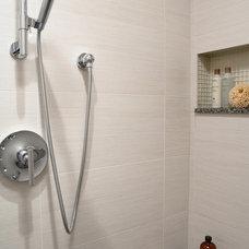 Contemporary Bathroom by Indicia Interior Design