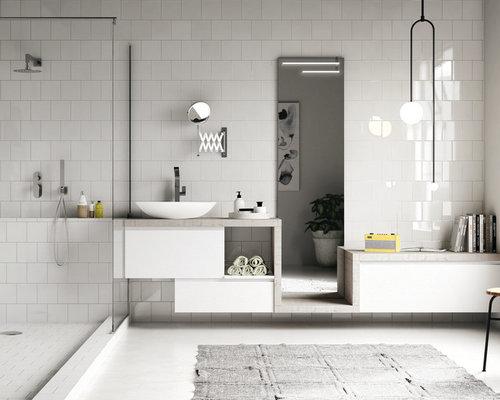 27,897 6X6 Tile Bathroom Design Ideas & Remodel Pictures | Houzz