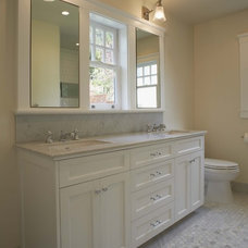 Traditional Bathroom by Jack Backus Architects