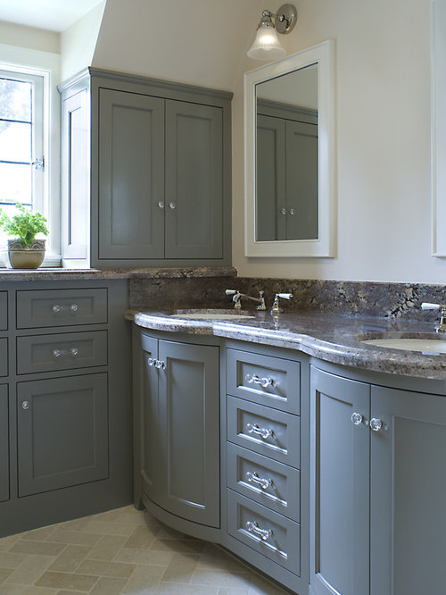 Cabinet Knob Placement | Houzz