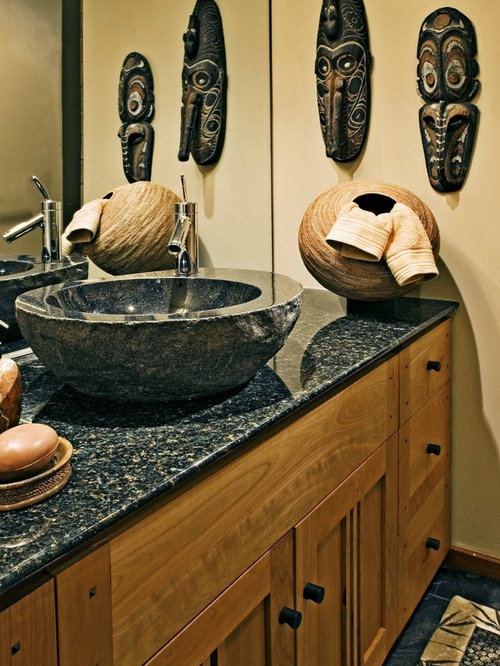 African Bathroom Home Design Ideas Pictures Remodel And