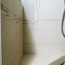 Bathroom by Jason Ball Interiors, LLC