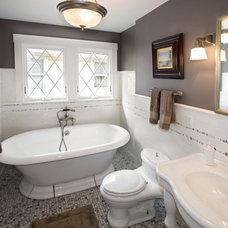 Traditional Bathroom by Jennifer Austin-McGrath, Allied ASID