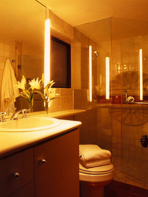 Best Elegant Bathroom Lighting Design Ideas  Remodel Pictures  Houzz
