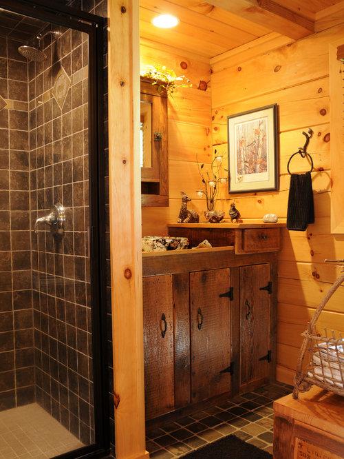 log home bathroom photos ideas pictures remodel and decor 30 warm and cozy log bathroom design ideas