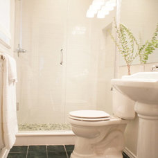 Traditional Bathroom by Katherine Spicer Interior Design, LLC