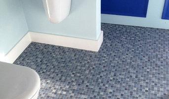 Bathroom, kitchen & w/c vinyl flooring styles