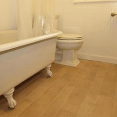 traditional bathroom by Kitchen Intuitions