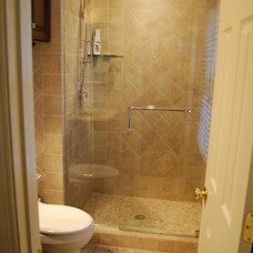 Traditional Bathroom by A.HICKMAN Design