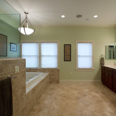Traditional Bathroom by Landis Architects / Builders