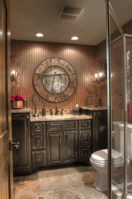 Traditional Bathroom by Lands End Development - Designers & Builders