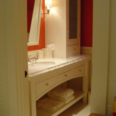 Traditional Bathroom by Lankford Design Group