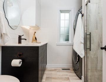 Bathroom/Laundry Sainte-Dorothee