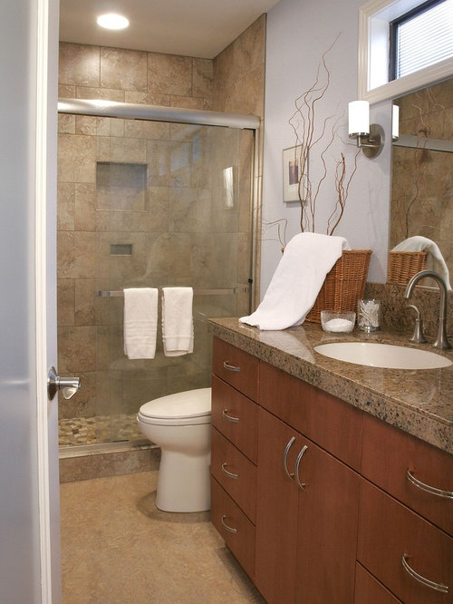 Portland bathroom design ideas renovations photos with for Bathroom ideas medium
