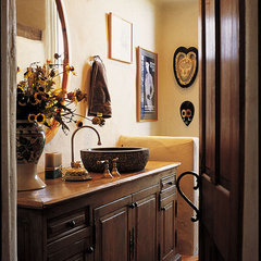 traditional bathroom by Robinson Perry Design Group LLC