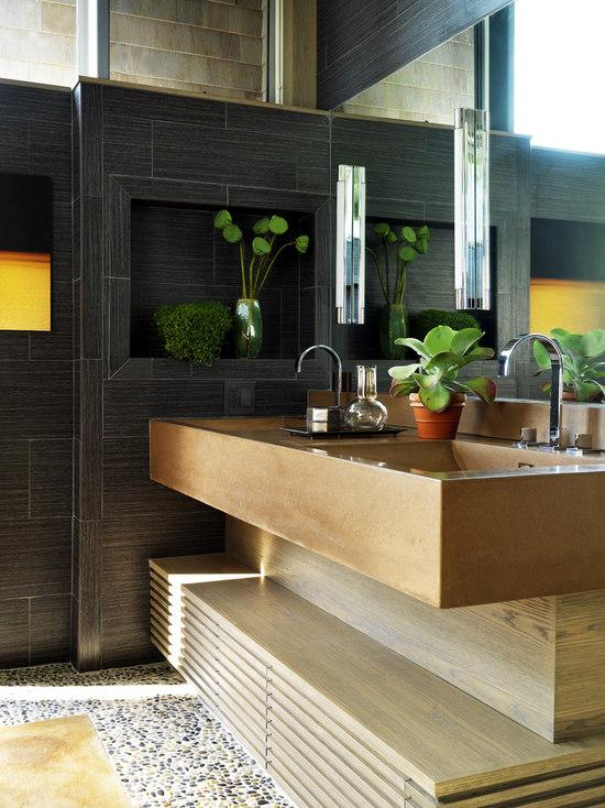 SaveEmail. Livingstone Concrete Studio. Bathroom