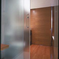 Modern Bathroom by Loadingdock5 Architecture PLLC