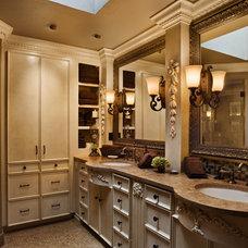 Traditional Bathroom by Locati Architects