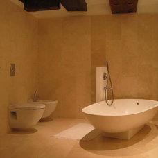Contemporary Bathroom by Lozinski Architecten