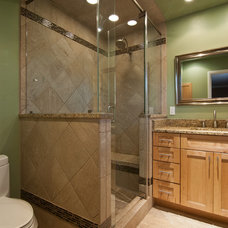 Traditional Bathroom by Franks Home Maintenance