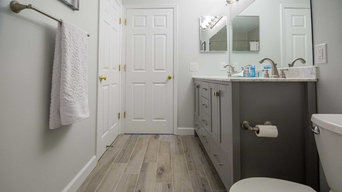 Bathroom Makeover in Bowie