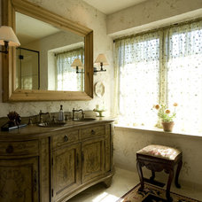 Traditional Bathroom by Marie Meko, Allied ASID