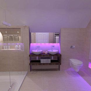 Bathroom Mood Lighting by BAGNODESIGN Glasgow