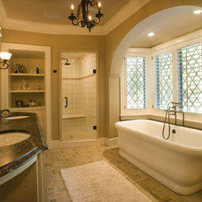 Bathroom by Murphy & Co. Design