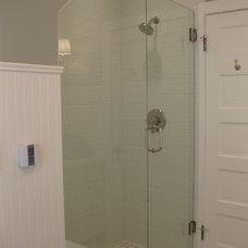 Traditional Bathroom by Nadia Watts Interior Design