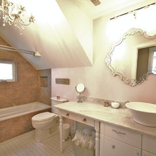 Contemporary Bathroom by New England Design & Construction