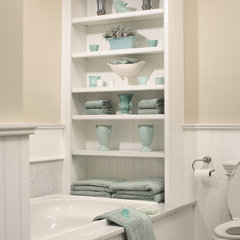 traditional bathroom by Normandy Remodeling