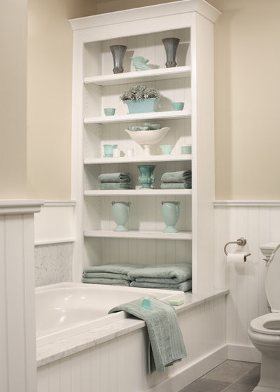 High Quality Traditional Bathroom By Normandy Remodeling