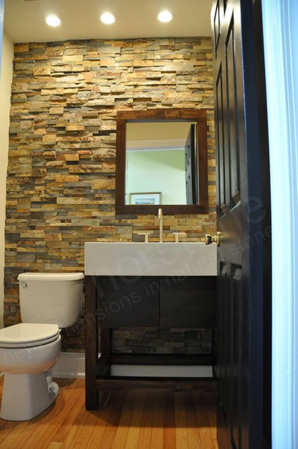 Traditional Bathroom by NorstoneUSA