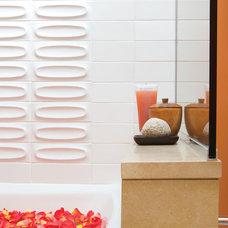 Modern Bathroom by Northbrook Design