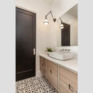 Idéer för att renovera ett industriellt badrum