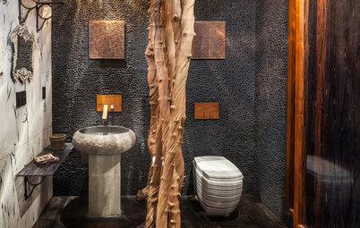 Houzzで見つけた世界のユニークなトイレ60選