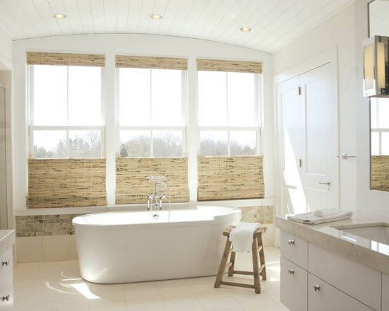Lower Half Window Treatments Houzz