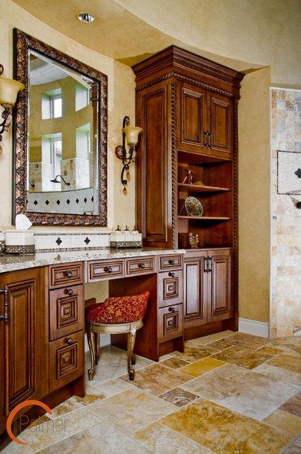 Traditional Bathroom by Palmer Todd
