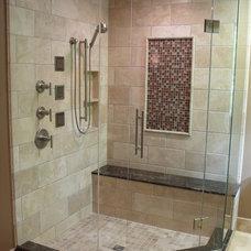 Contemporary Bathroom by Partners 4, Design