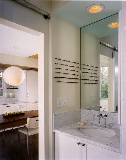 Contemporary Bathroom by Paul Rice Architecture