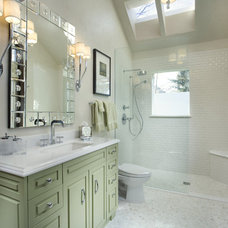 Contemporary Bathroom by Paxton Lockwood