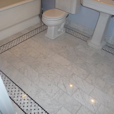 Traditional Bathroom by Polski Remodeling & Flooring