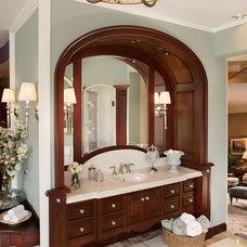 Traditional Bathroom by Ulrich Inc