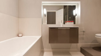 Bathroom, Private Home - Leicester