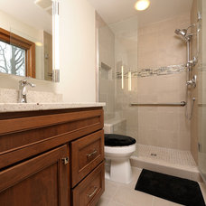 Traditional Bathroom by DeHaan Remodeling Specialists, Inc.