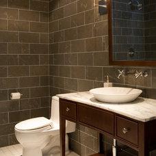 Contemporary Bathroom by Toronto Interior Design Group | Yanic Simard