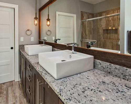 Cotton White Granite Houzz