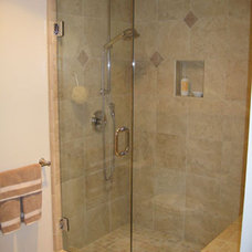 Traditional Bathroom by Granite 4 Less