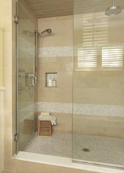 Contemporary Bathroom by Rachel Reider Interiors